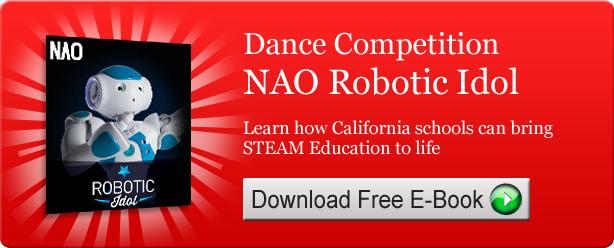 NAO Robotic Idol