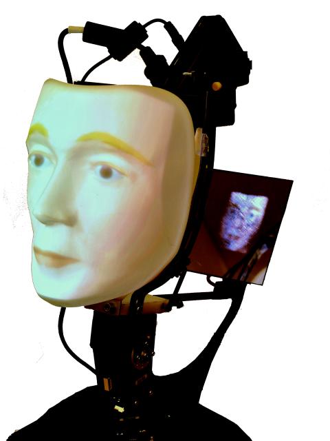 Sweden's Furhat robot