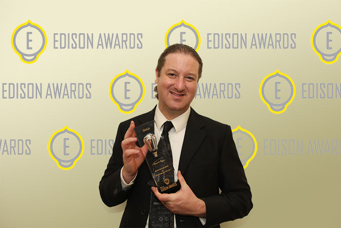RobotsLAB_Edison_Awards_Gold_Winner