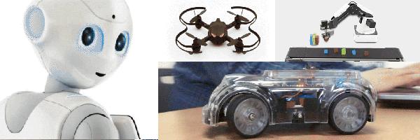 2019 new robots robotlab
