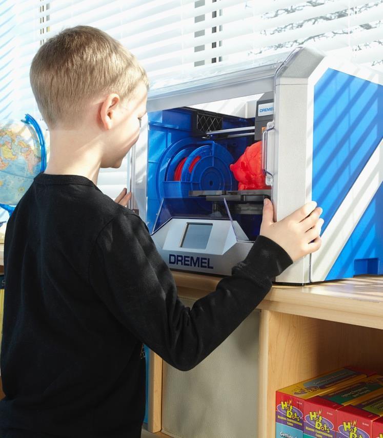 3D Printer Dremel Lab 2