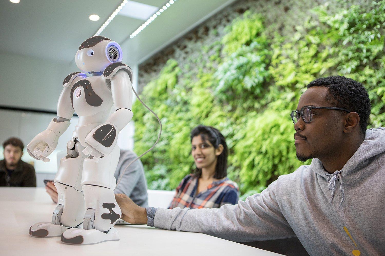 Humanoid-Robots-NAO