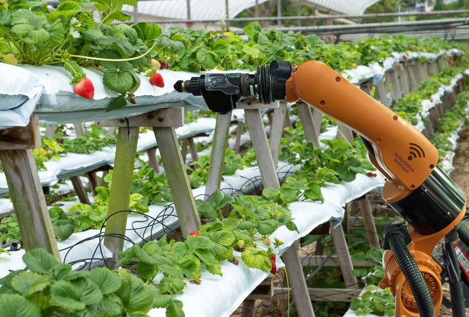 Smart-Farming-Robots