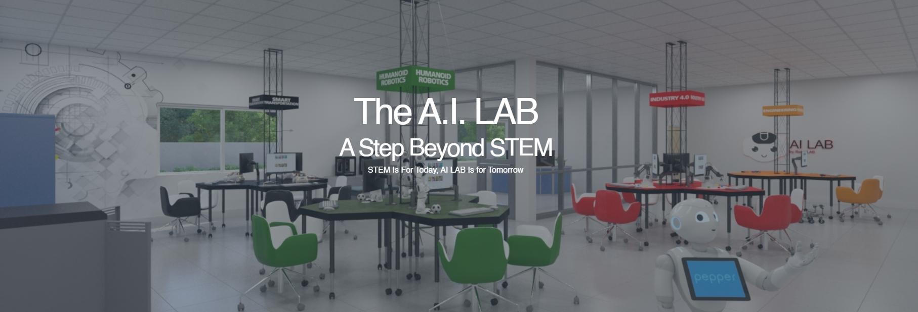 AI Lab new background