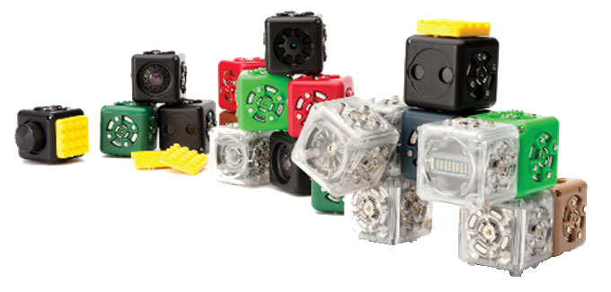 Cubelets Brilliant Builder Pack