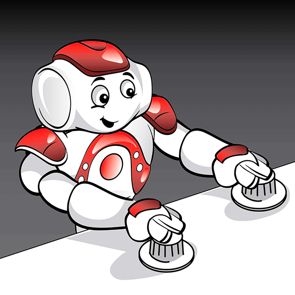 NAO Robot basic programming talk it out