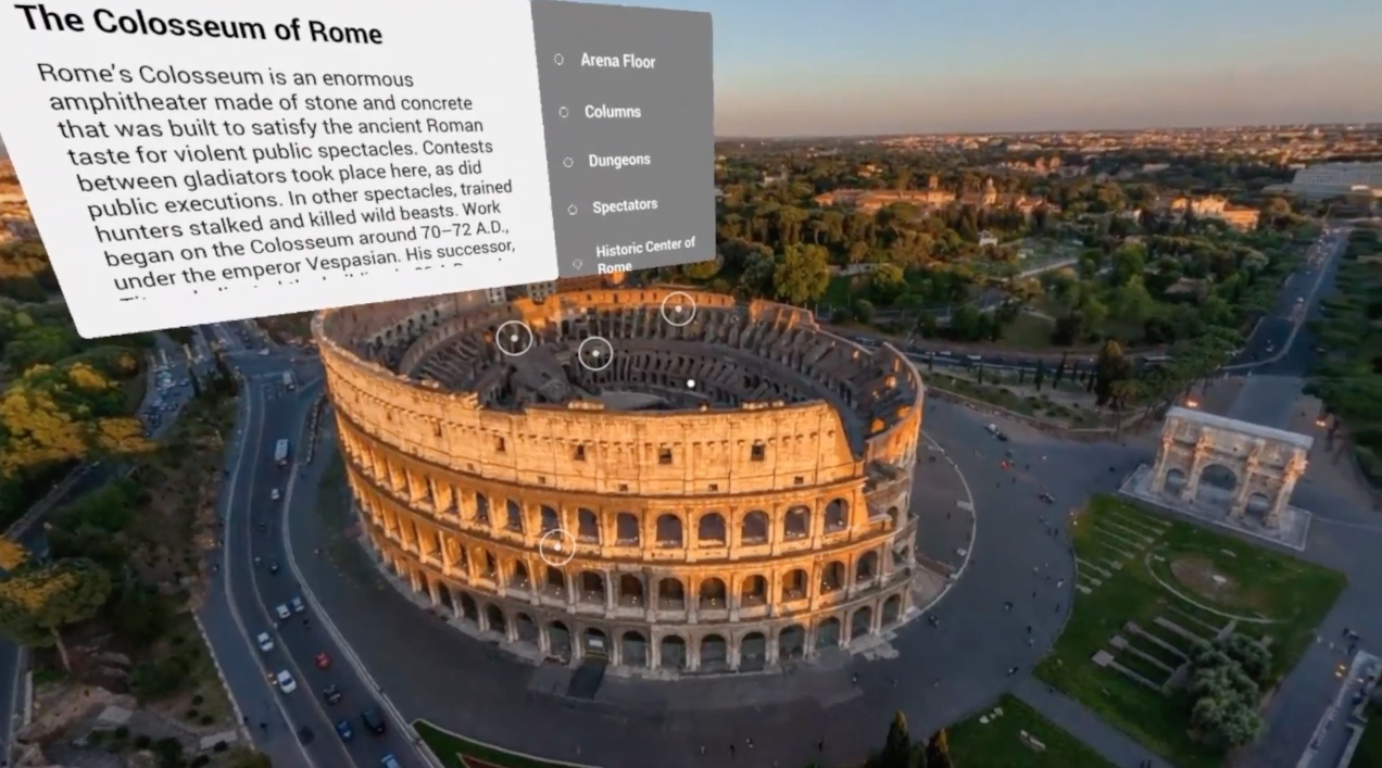 GoogleExpeditionsColosseum