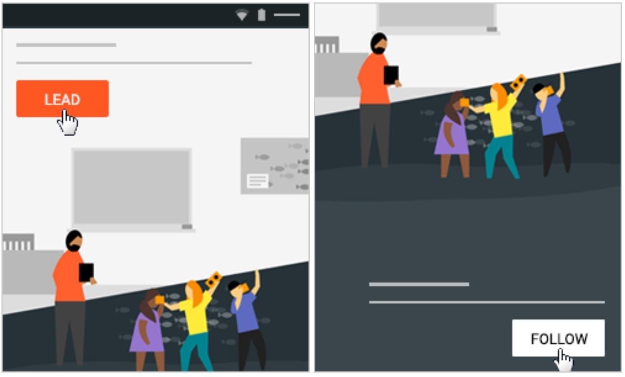GoogleExpeditionsLeadFollow
