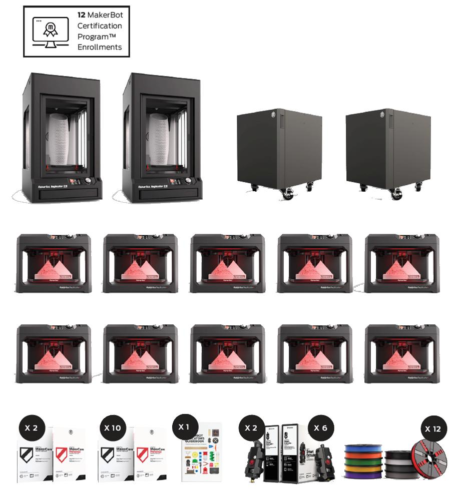 Makerbot School Bundle