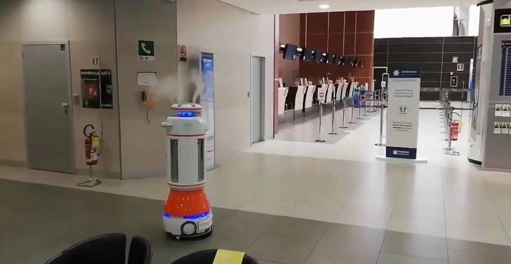 Milan Malpensa Airport - a