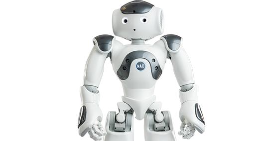 NAO robot 1
