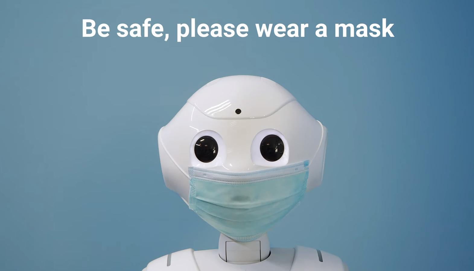 Pepper Face mask