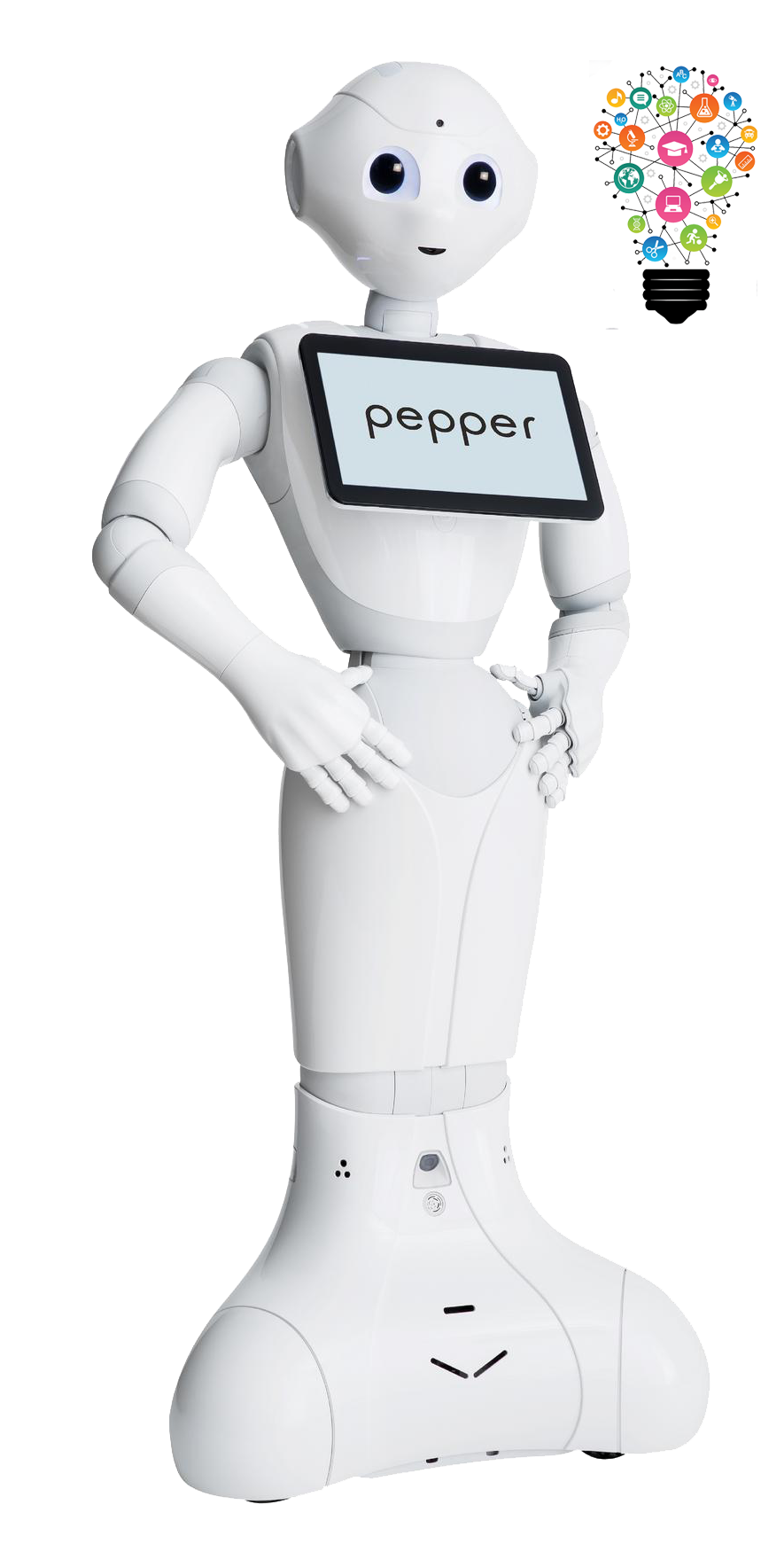 Pepper Research and Coding-icon