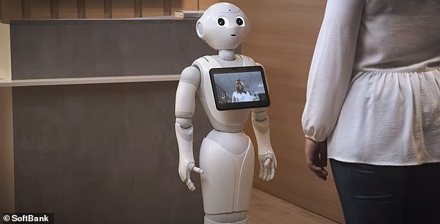 Pepper-Softbank