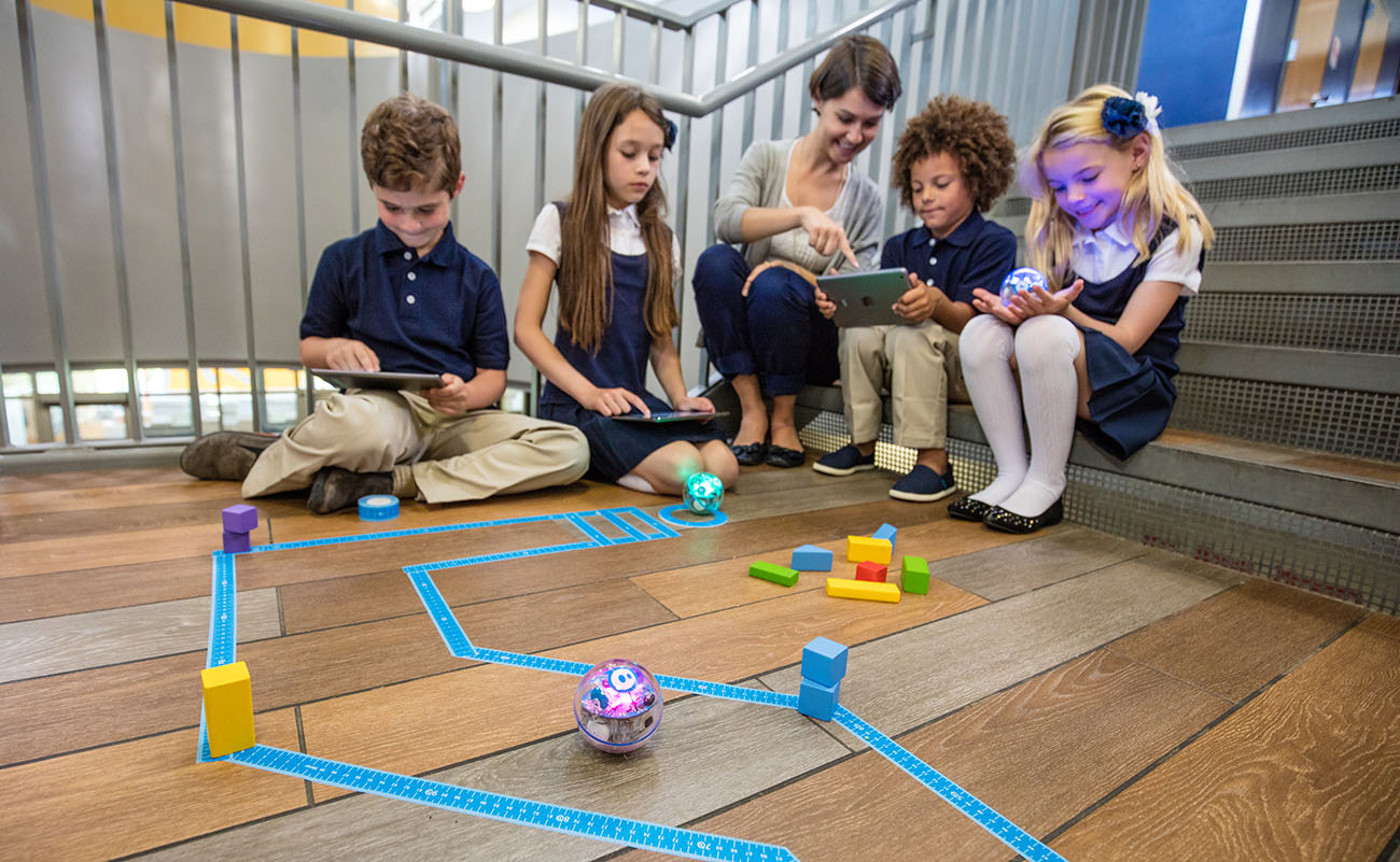RobotLAB Sphero Education