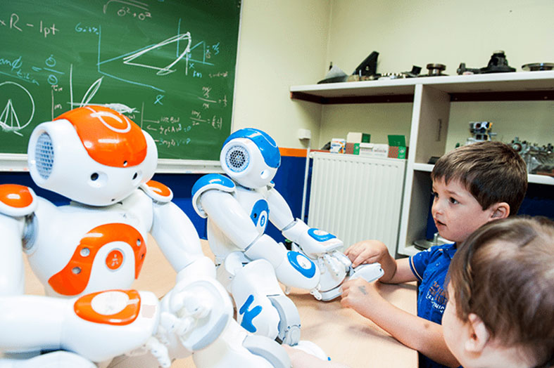 Robotics For Kids Helps Boost Your Child's Creativity
