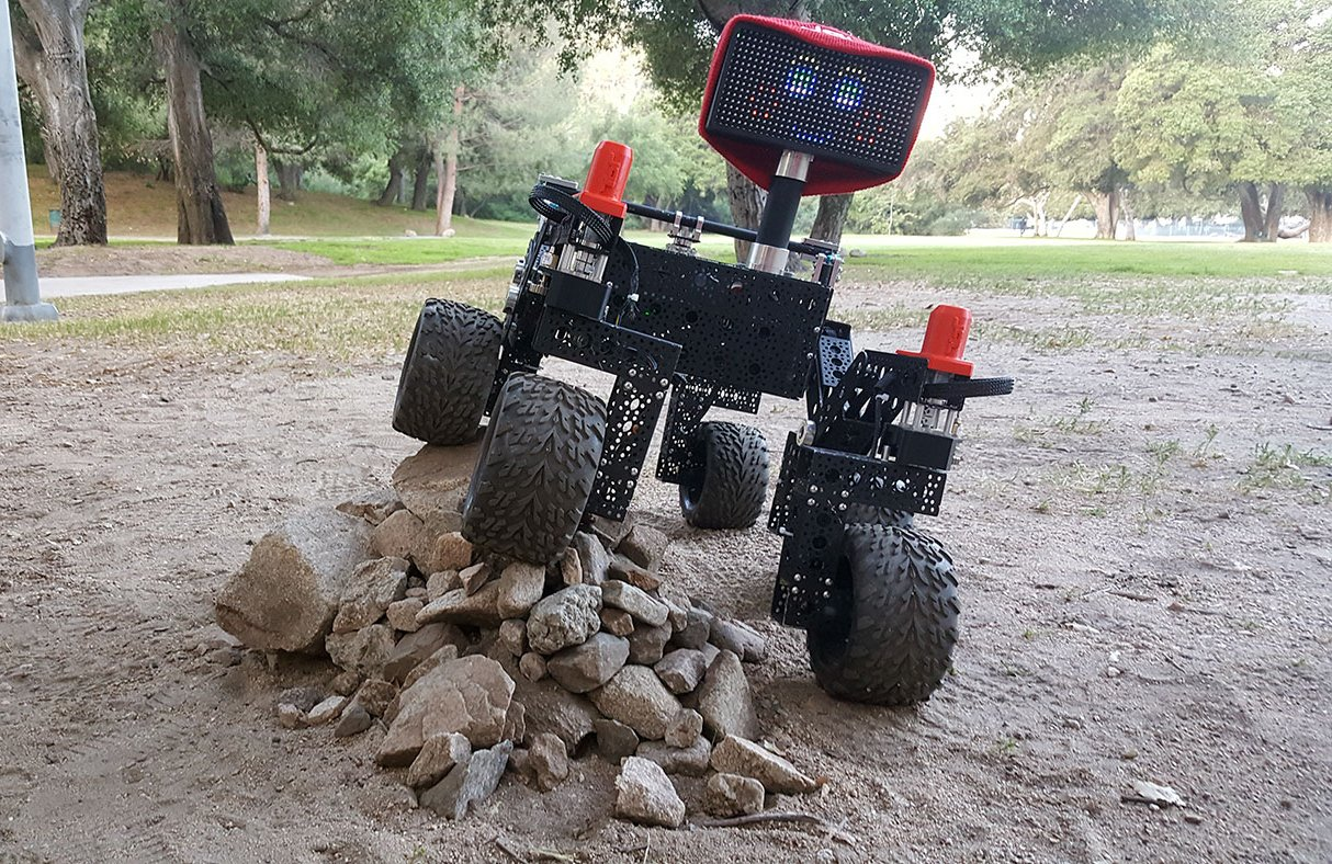 Space-Exploration-NASA-Curiousity-Rover