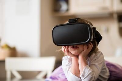 VR  Autism Child