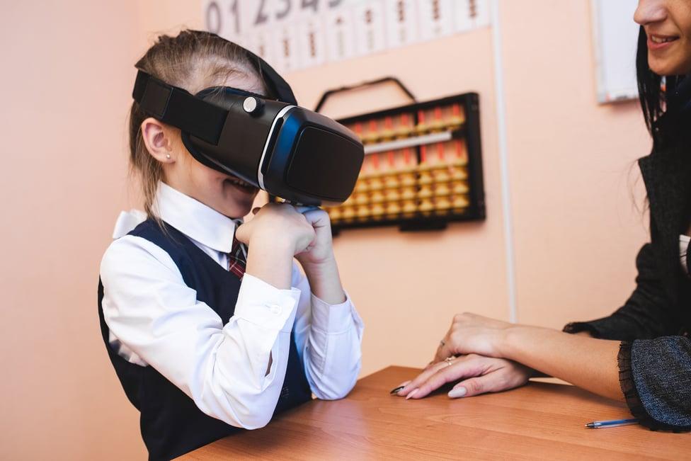 VR Autism Lesson