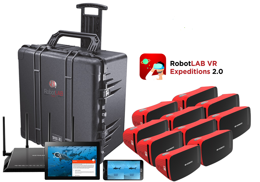 VR Kit -Standard-2-Exp 2.0