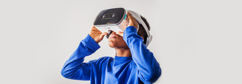 VR Lenovo