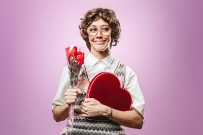Women-Valentines day