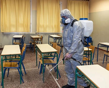 classroom-disinfection