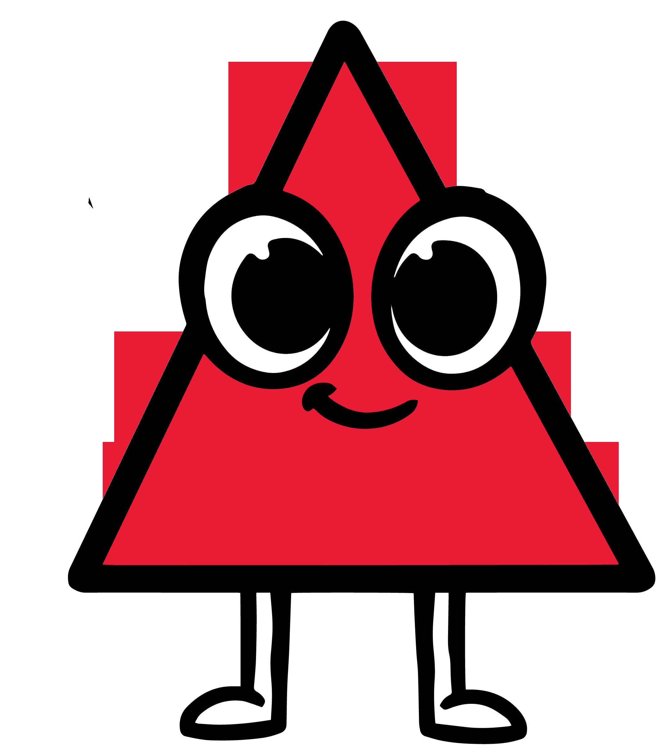 triangle-coloring-cute