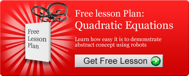 Quadratic equations lesson plan
