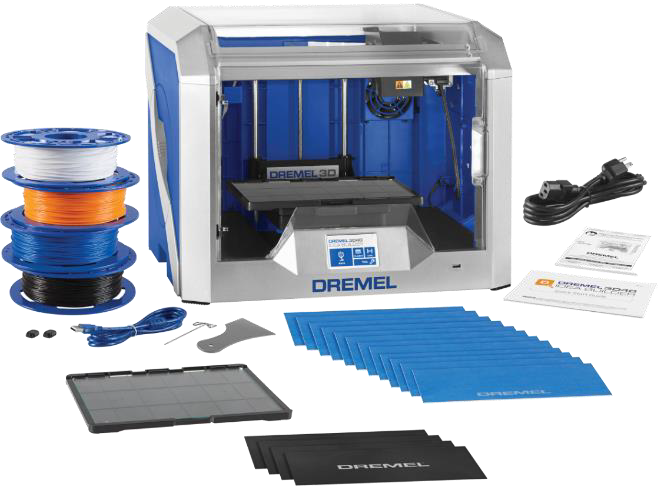 3D Printer Dremel Lab-1-1