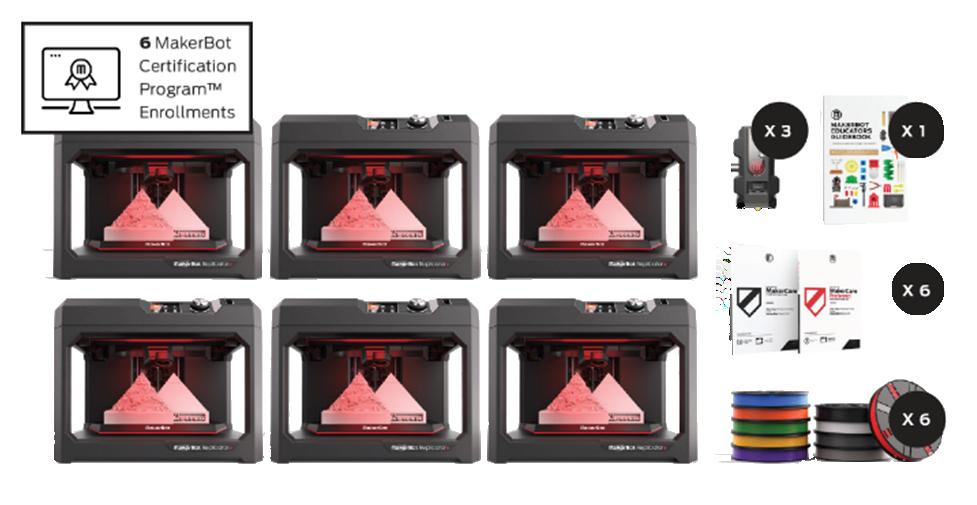 Makerbot STEAM bundle