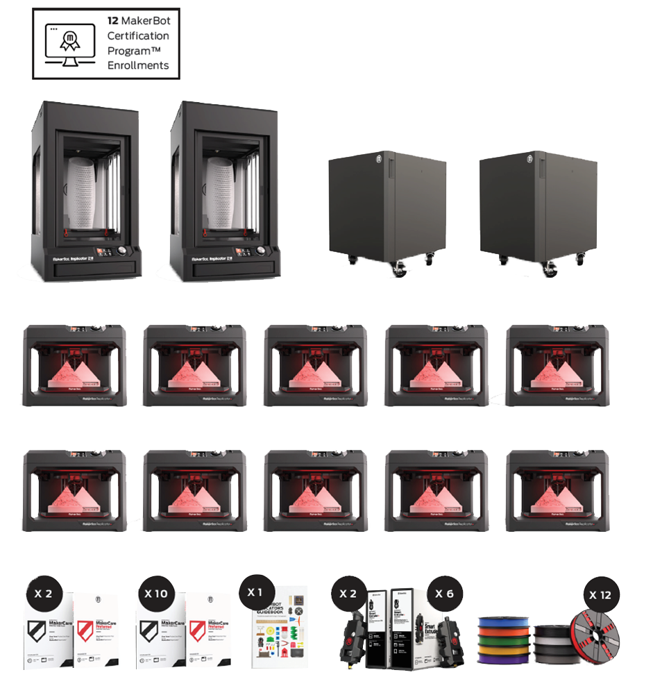 Makerbot School Bundle
