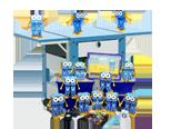 Marty Robot School Pack