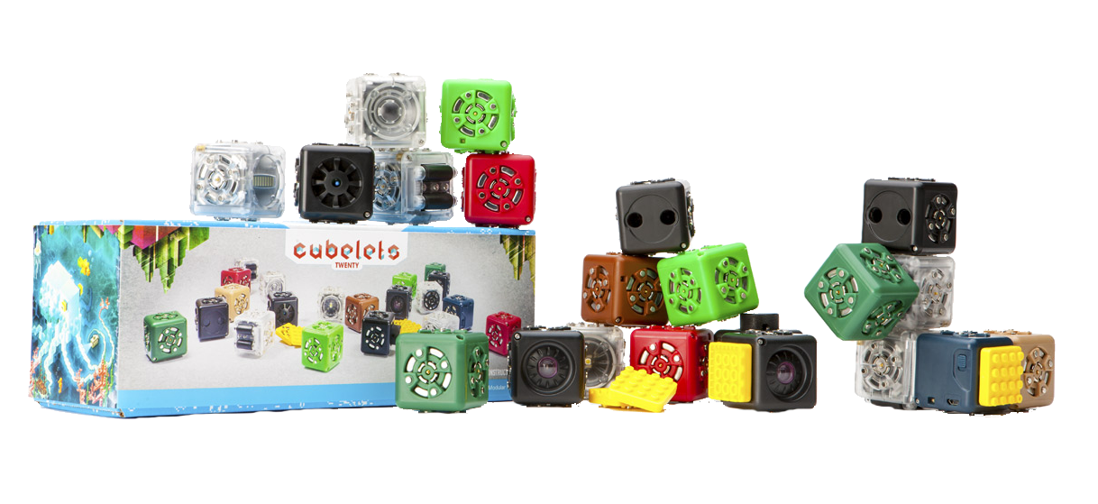 RobotLAB 20 Kit Cubelets-1