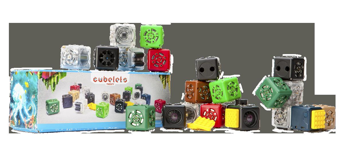 Cubelets Twenty Kit image result