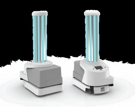 UVD-Robot-Front-Back