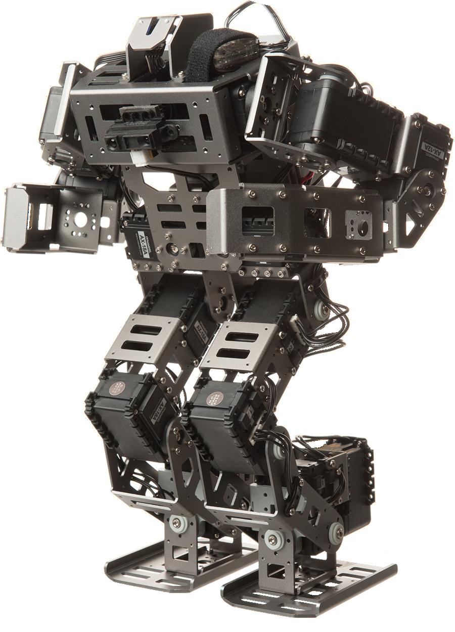 Bioloid Gp Grand Prix Humanoid Robot